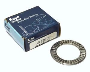 """high temperature  KOYO NTA-2031 NEEDLE ROLLER & CAGE THRUST ASSEMBLY 1-1/4"""" X 1-15/16"""" X 5/64"""""""