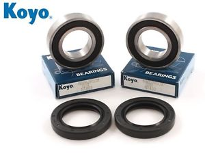 high temperature Honda CBR 929 954 1000 RR Genuine Koyo Front Wheel Bearing & Seal Kit