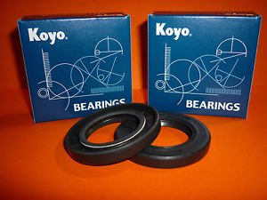 high temperature CBR1000 FK – FX 89 – 99 OEM SPEC KOYO COMPLETE FRONT WHEEL BEARING & SEAL KIT