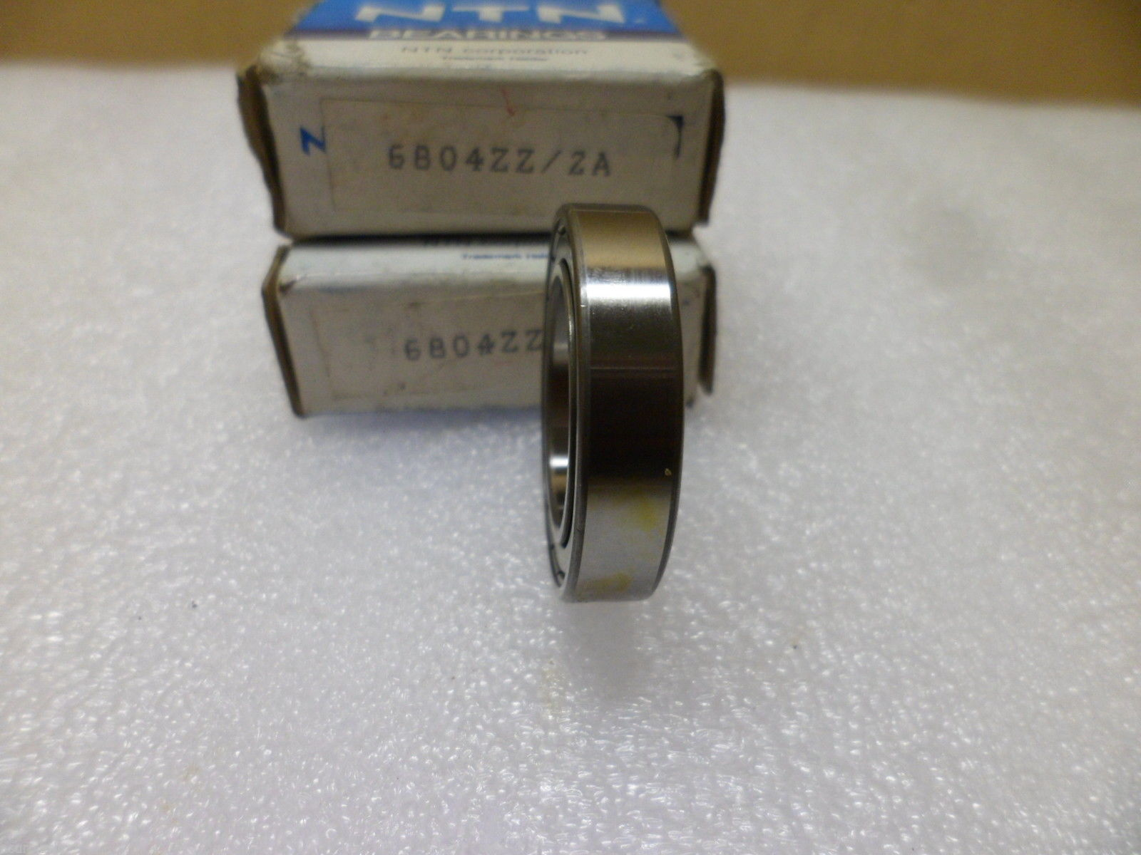 high temperature NTN 6804ZZ/2A DEEP GROOVE BALL BEARING DOUBLE SHIELDED LOT OF 2 BEARINGS  NOS