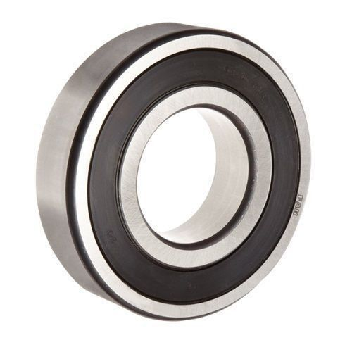 high temperature Fag Deep Groove Ball Bearing 6204-C-2HRS 47mm Outer Dia 20mm Inner Dia 14mm Widt