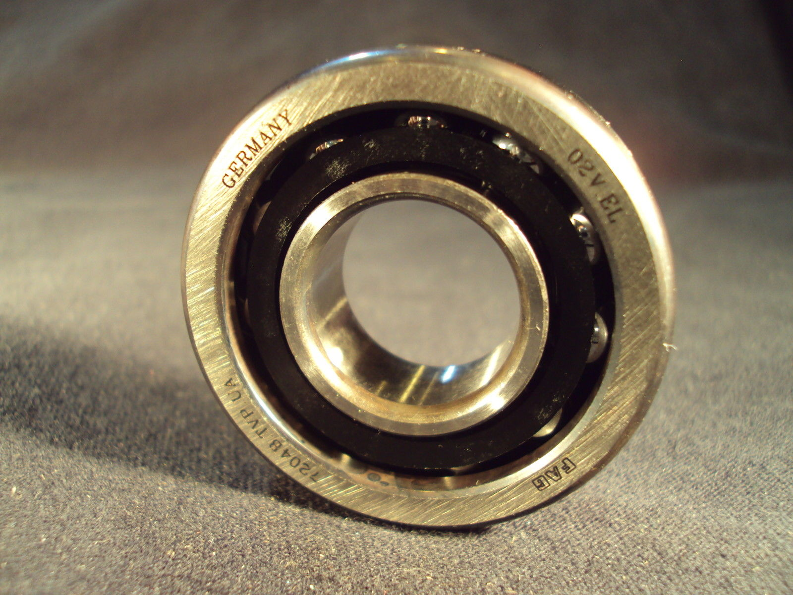 high temperature Fag 7204B TVP, 7204,  Angular contact ball bearing (7204 B)