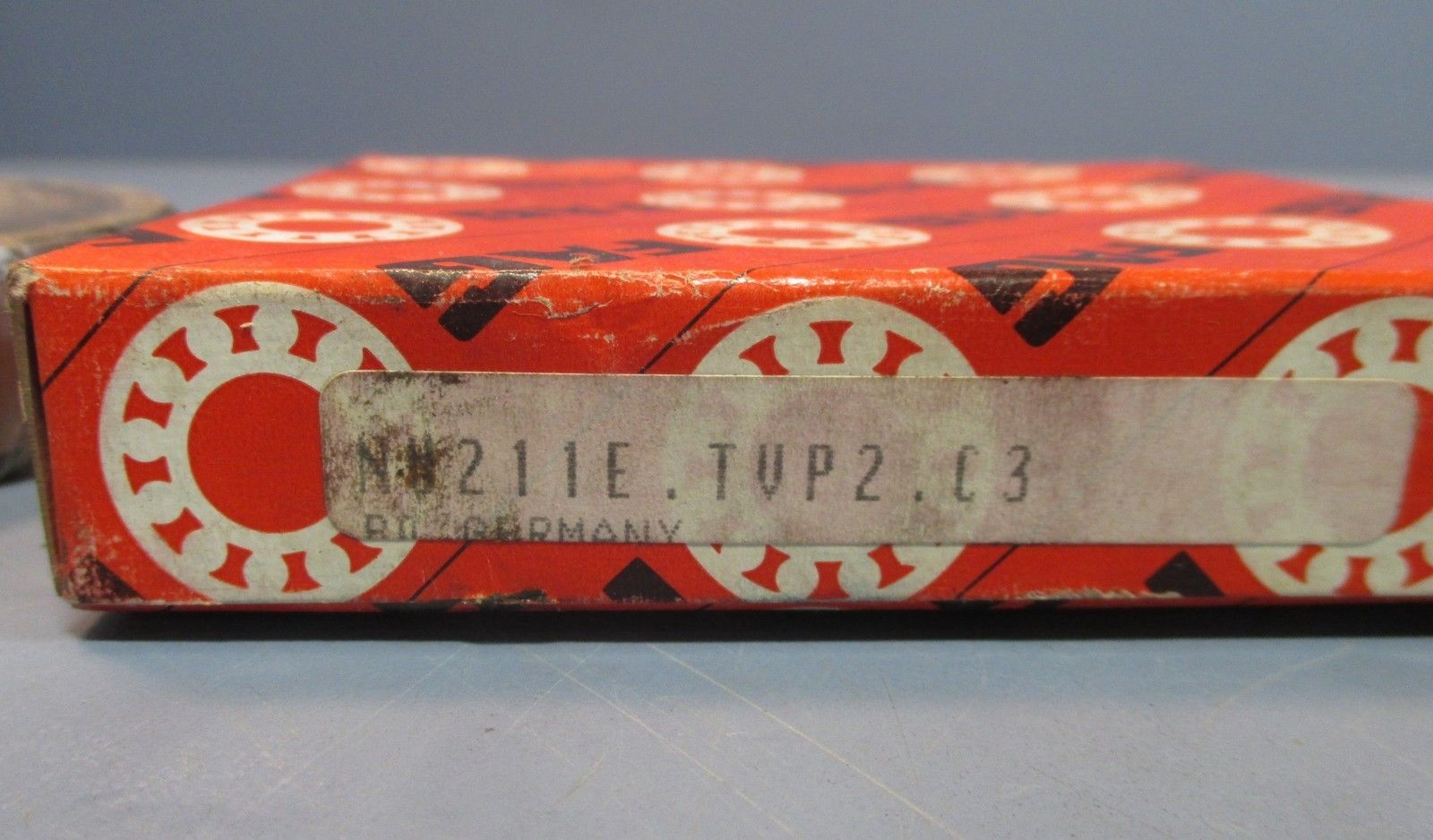 high temperature FAG NU211E.TVP2.C3 Cylindrical Roller Bearing Inner Ring 55mm Bore 100mm OD NIB