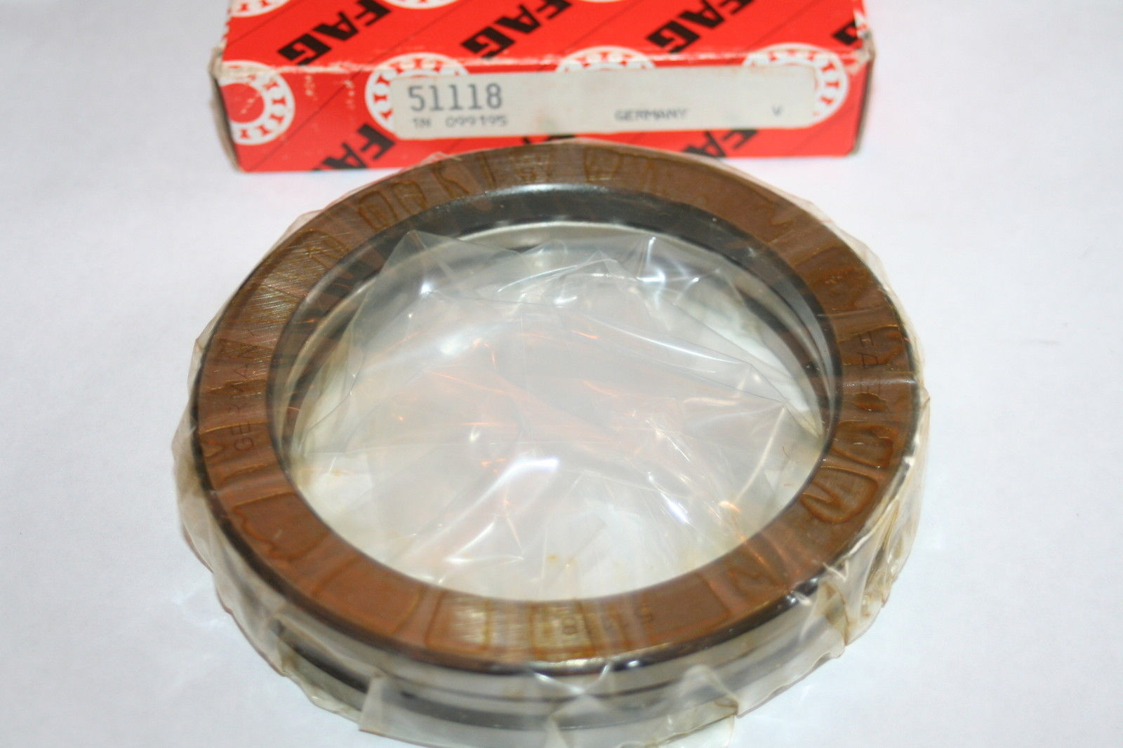 high temperature FAG 51118 Thrust Bearing  (90 X 120 X 22 mm)  *  *