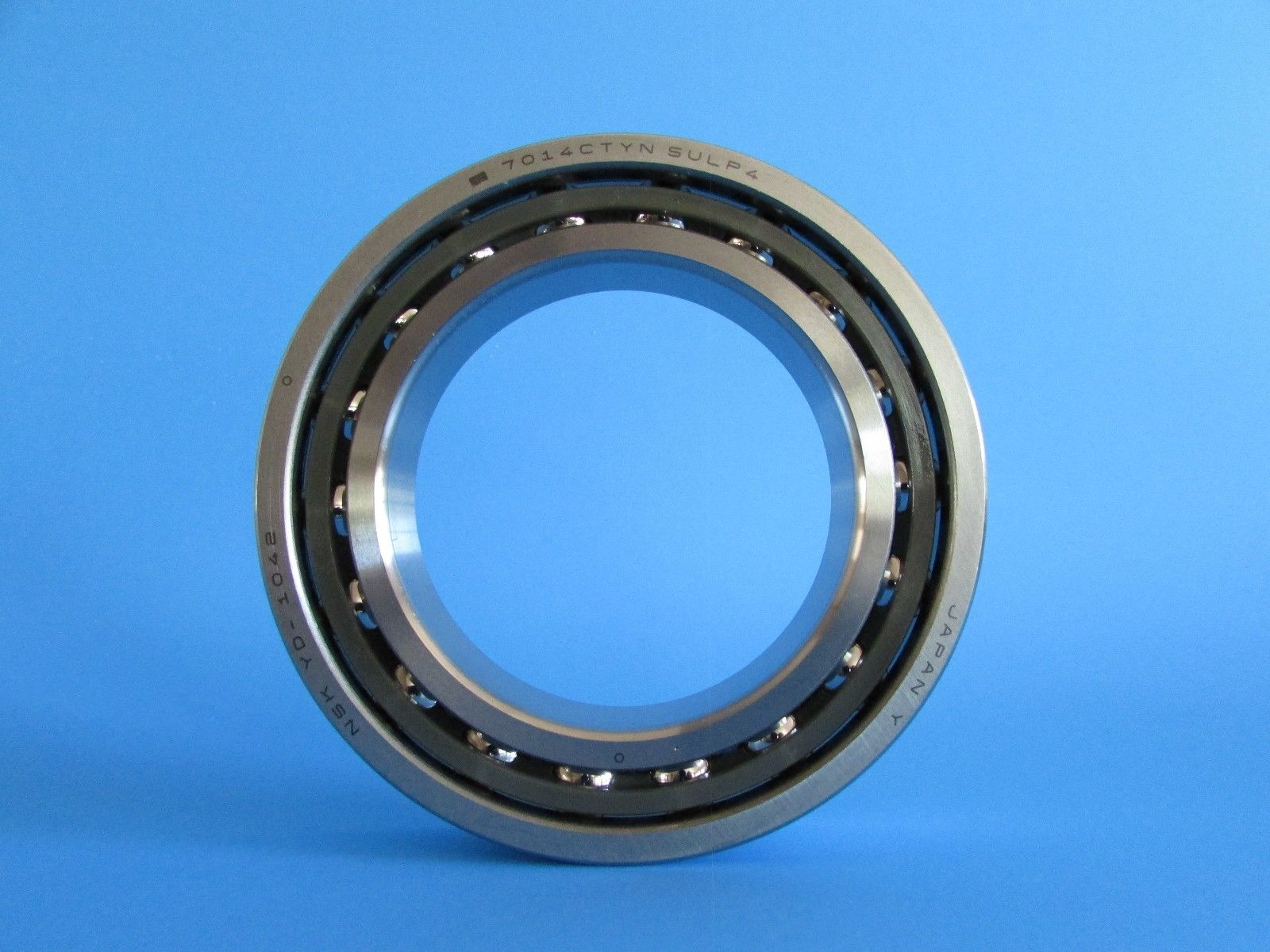 high temperature NSK7014CTYNSUL P4 Abec-7 Super Precision Angular Contact. can be match to pair