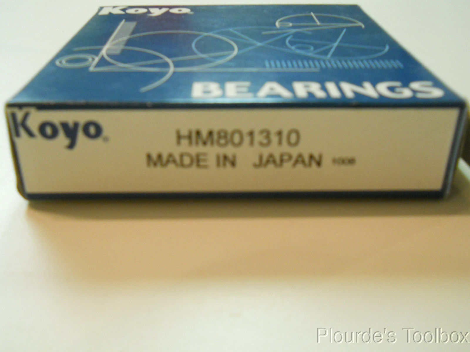 "high temperature New Koyo Taper Roller Outer Bearing Race / Cup, HM801310, 3-14"" x 0.9063"