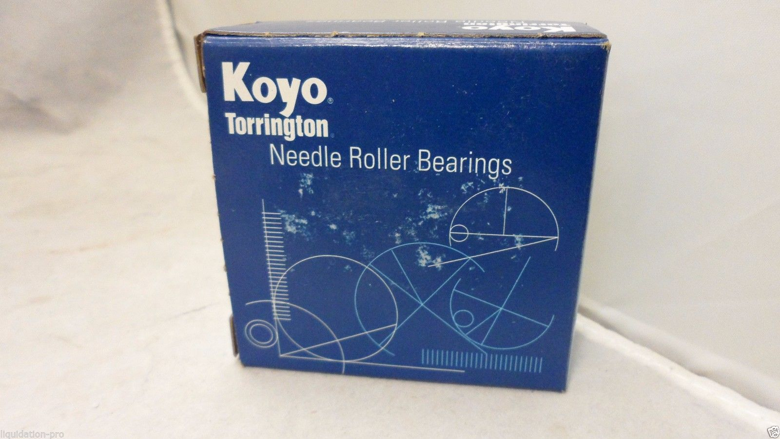 high temperature 89 New Koyo Torrington TRD-2840 Thrust Washers