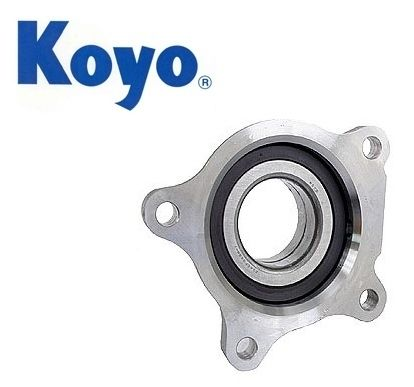 high temperature KOYO Wheel Bearing REAR RIGHT 2DACF049N1BR 424500C010