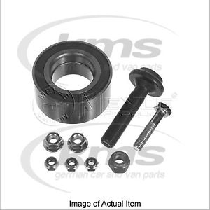 high temperature WHEEL BEARING KIT AUDI A6 Estate (4B, C5) 2.4 quattro 170BHP Top German Quality