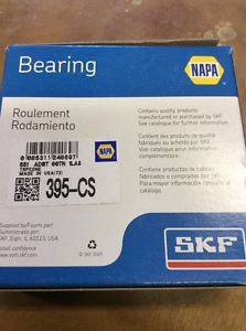 high temperature 395CS SKF New Taper Bearing