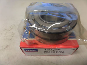 high temperature SKF Explorer Spherical Roller Bearing 22308 E/C3 22308EC3 40X90X33mm New