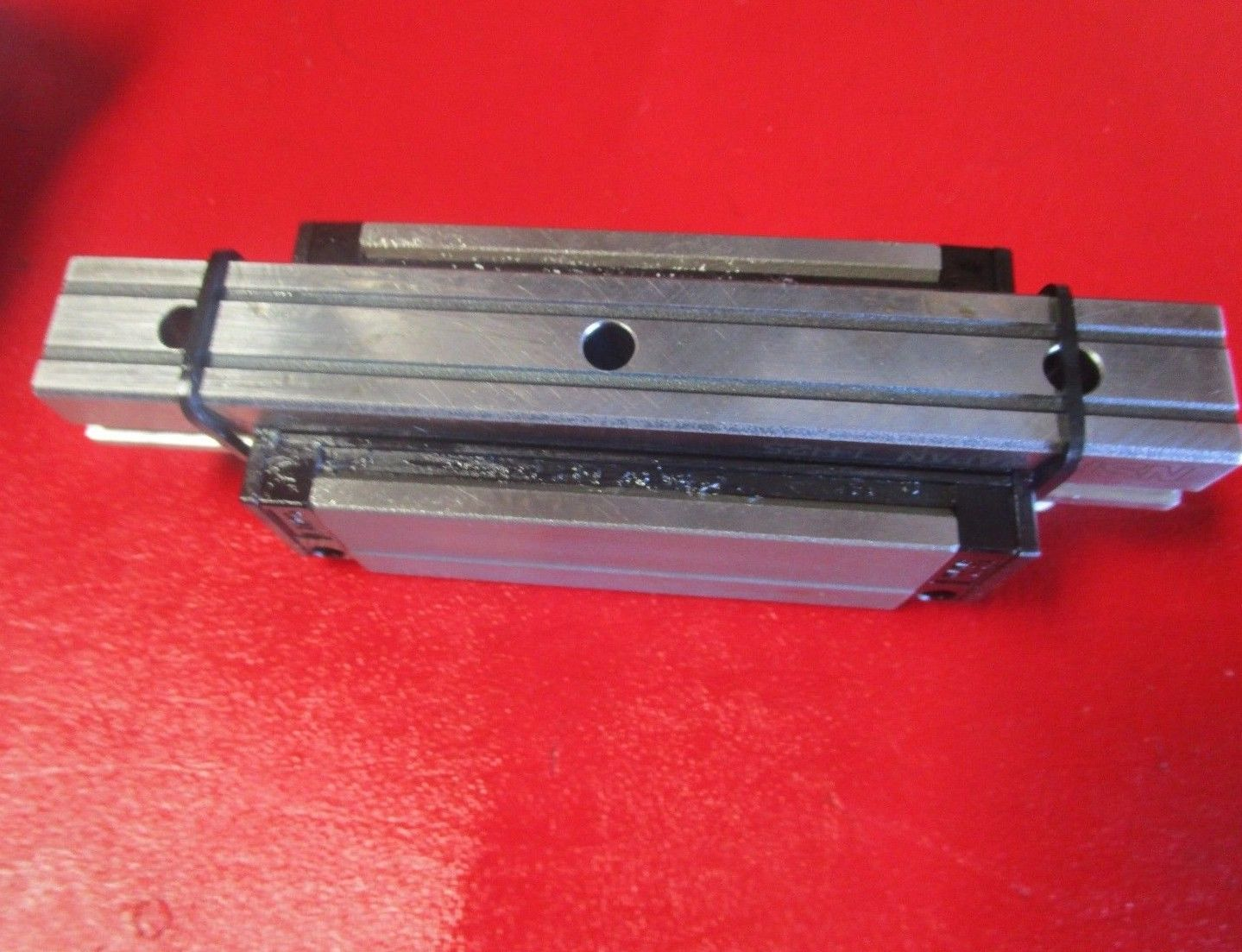 high temperature NSK LH25 016, Linear Guide Rail, Block, Ball Bearing, Japan