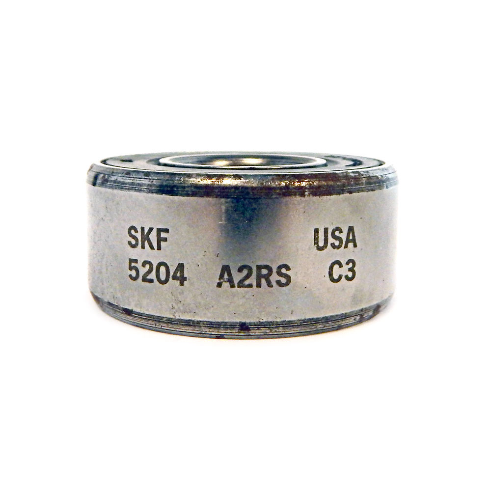 high temperature SKF Double Roller Ball Bearing Model 5204 A2RS C3