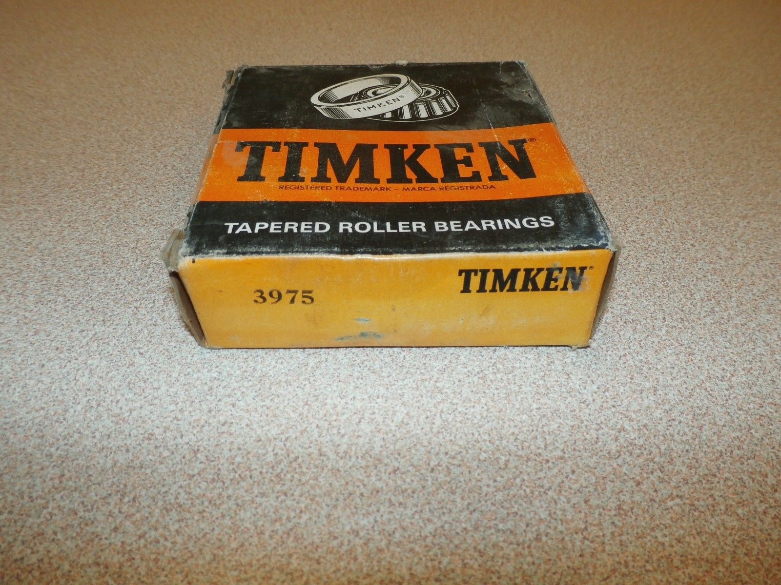 high temperature TIMKEN TAPERED ROLLER BEARING 3975
