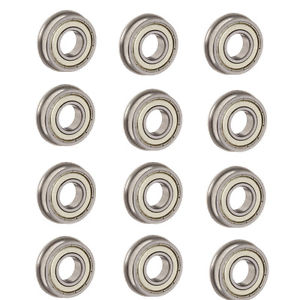 high temperature 20 PCS  F623ZZ 3x10x4mm  flange bushMiniature deep groove ball bearing 3*10*4mm