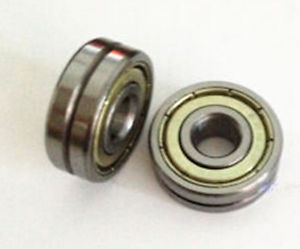 high temperature 10pcs 8mm 628VV 8*24*8 V Groove Sealed Ball Bearings 0.315 inch vgroove bearing