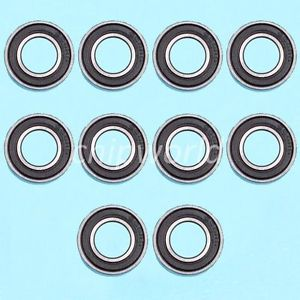 high temperature 10PCS 688ZZ 8x16x5 Shielded Miniature 688Z Deep Groove Radial Ball Bearings
