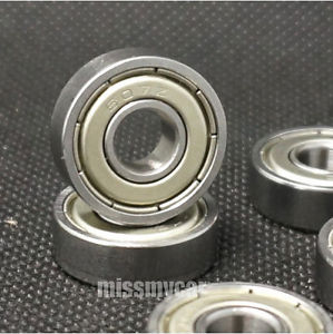 high temperature 10pcs 10X16X5MM BALL BEARING FOR TAMIYA KYOSHO TRAXXAS HPI FAST SHIPPING