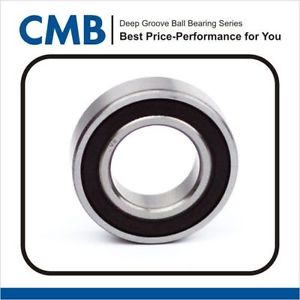 high temperature 6210-2RS 6210-2rs Deep Groove Rubber Sealed Ball Bearing 50 x 90 x 20mm