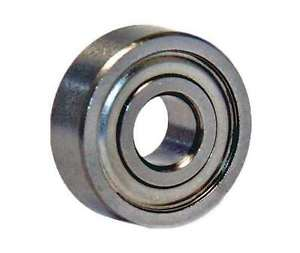 high temperature Wholesale Import Lot of 1000 pcs. R133ZZ  Groove Ball Bearing