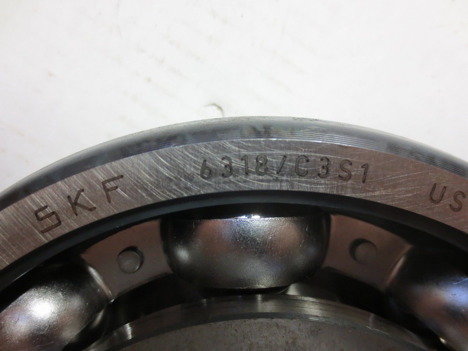 high temperature SKF 6318 C3S1 Single Row Ball Bearing