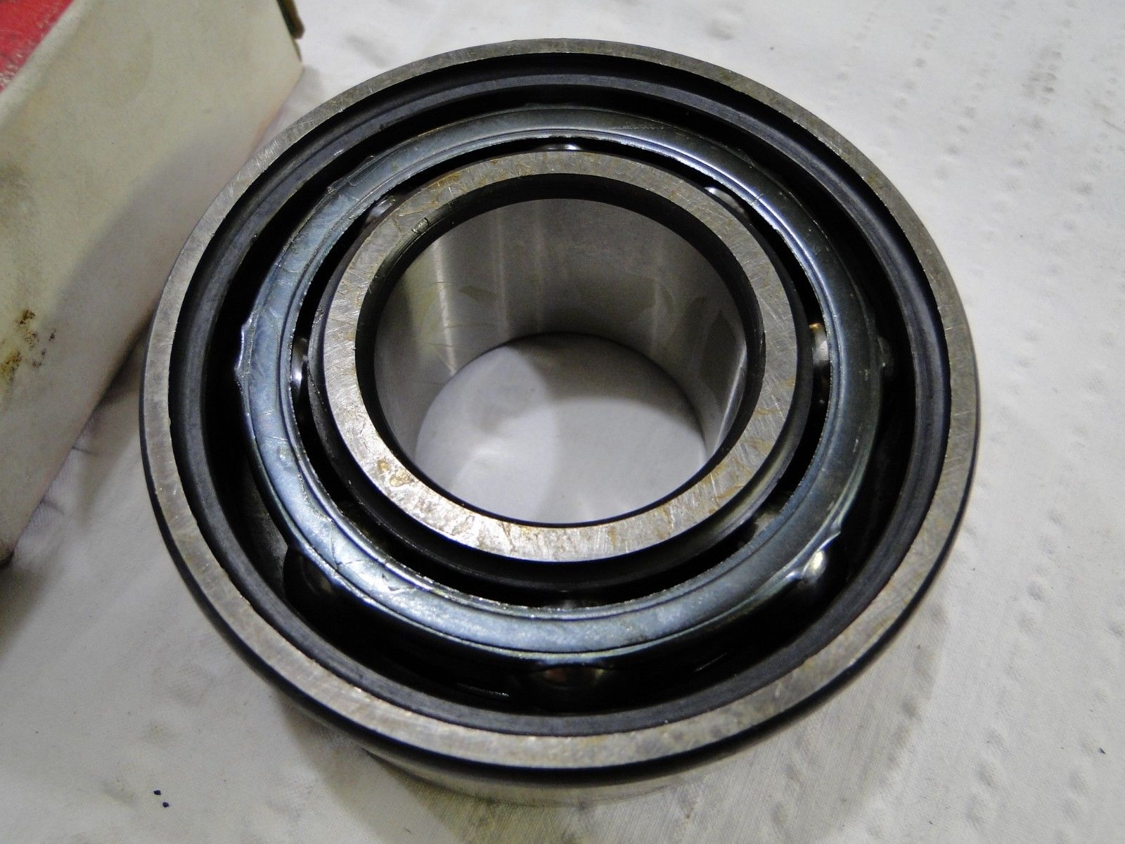 high temperature SKF 5309A /C3 Double Row Angular Contact Ball Bearing 45x100x39.7mm New