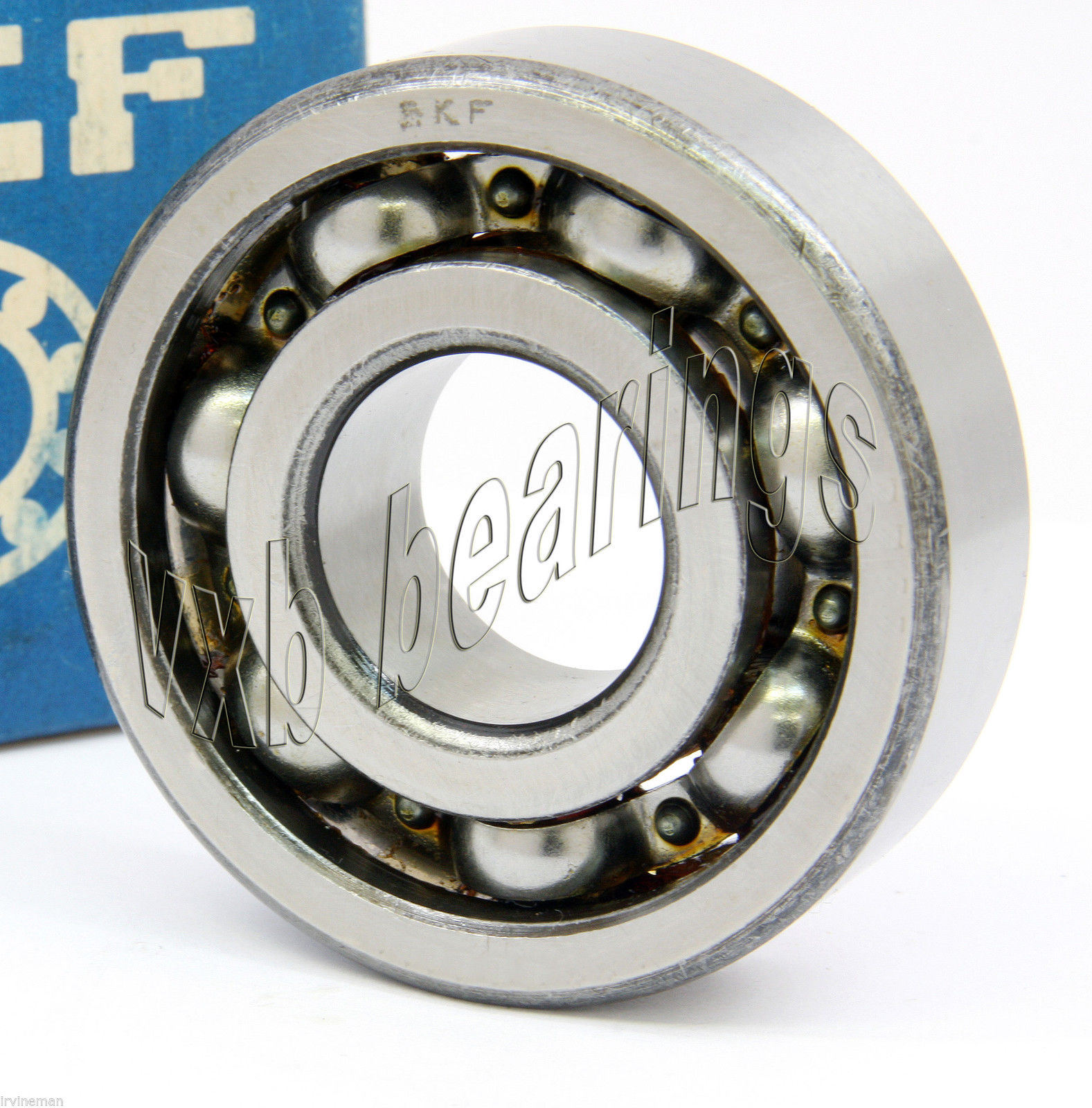 high temperature 6221 SKF Bearing 105x190x36 Open Large Ball Bearings Rolling