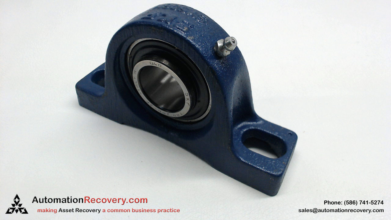 high temperature SKF SY 30 TF PILLOW BLOCK BALL BEARING,  #113589