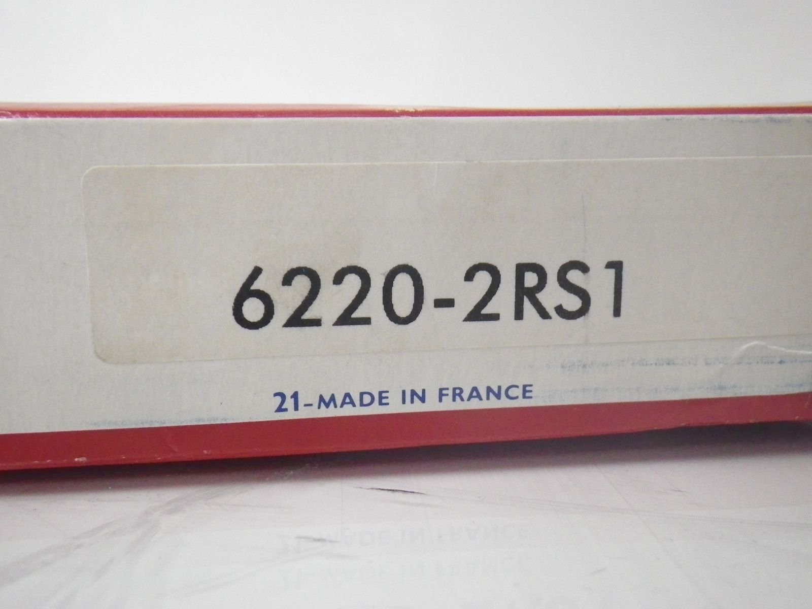 high temperature SKF 6220-2RS1 62202RS1 deep groove ball bearing * IN BOX*
