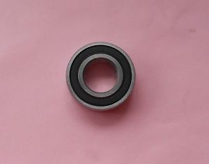 high temperature 4pcs 6204-2RS 6204RS Rubber Sealed Ball Bearing 20 x 47 x 14mm