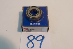 "high temperature ""  OLD"" NSK Ball Bearing 6001ZZC3"