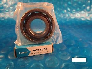 high temperature SKF 7002 C P4, High Precision Angular Contact Ball Bearing (=2 MRC, NSK, SNR)