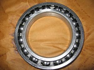 high temperature NSK 6017R Single Row Deep Groove Ball Bearing 85mm Bore 130mm OD 22mm wide