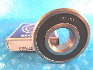 high temperature NSK 6305VVC3, 6305 VV C3,  Single Row Radial Ball Bearing