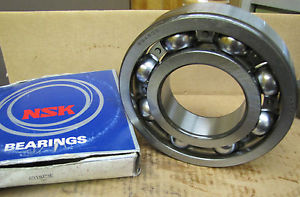 high temperature NSK Single Groove Ball Bearing 6318C3E 6318C3 New