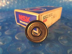 high temperature NSK 626ZZ, 626ZZIMC3E, 600 Series Single Row Deep Groove Ball Bearing