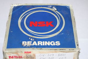 high temperature NSK 6216 CE Deep Groove Radial Ball Bearing 216 *  *