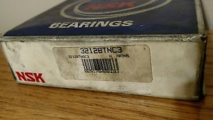 high temperature  NSK 3212BTNC3 DOUBLE ROW BALL BEARING