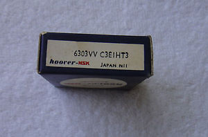 high temperature NIB NSK Ball Bearing      6303VVC3E  1HT3