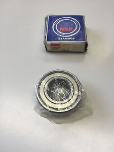 high temperature NSK 6205ZZ DEEP GROOVE BALL BEARING, SINGLE ROW, DOUBLE SHIELDED