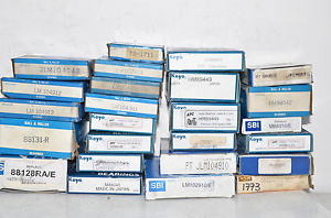 high temperature LOT OF 25  Ball BEARINGS APC, NSK, SBI & More MIXED LOT