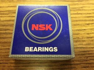"high temperature  IN BOX NSK SINGLE ROW BALL BEARING 3/8"" X 1-5/8"" X 7/16"" MODEL R12VV"