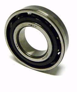 high temperature  NSK 7207C ANGULAR CONTACT BALL BEARING 35 MM X 72 MM X 17 MM (2 AVAILABLE)