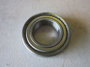high temperature NSK 6006Z Single Row Deep Groove Sealed Ball Bearing 30x55x13mm