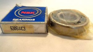 high temperature  IN BOX NSK 6306VVC3 BALL BEARING