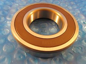 high temperature Nachi 6209 2NSE (=SKF 2RS, NSK VV, FAG) Deep Groove Ball Bearing