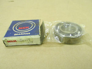 high temperature 1 NIB NSK 6205 C3 6205C3 SINGLE ROW BALL BEARING NO SHIELD 25 X 52 X 15 MM