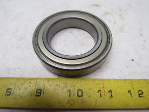 high temperature NSK 6010ZZ Metal Shielded Single Row Ball Bearing,