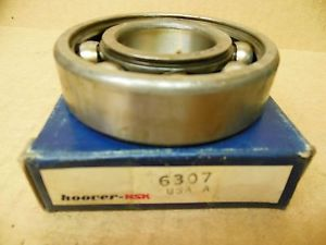 high temperature  HOOVER NSK 6307 BALL BEARING