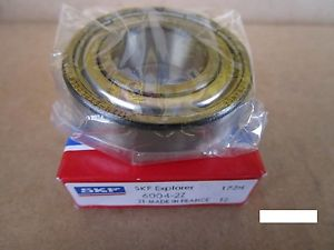 high temperature SKF 6004-2Z Deep Groove Ball Bearing (=2 FAG 2ZR, NTN, NSK, 9104KDD)